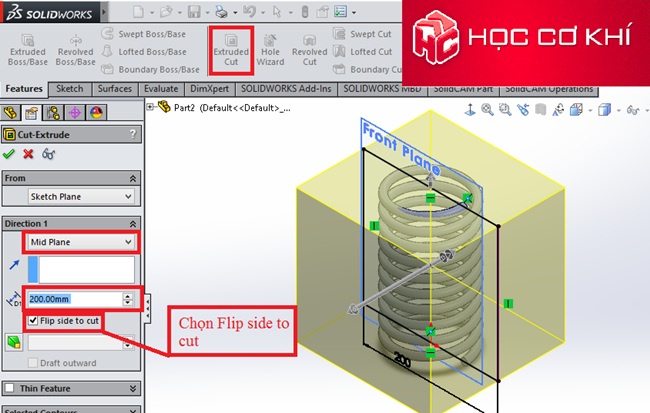 huong-dan-ve lenh-swept-trong-solidworks 2