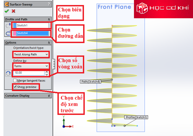 huong-dan-ve lenh-swept-trong-solidworks 7